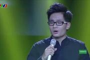 Giọng hát Việt: Phần thi của Tiến Đạt