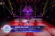 Bước nhảy hoàn vũ nhí: Phần thi của Big Baby