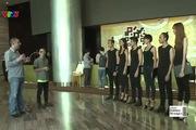 """Vietnam's Next Top Model: Thử thách casting cho """"Vietnam International Fashion Week"""""""