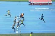 Usain Bolt phá kỷ lục thế giới chạy 100m