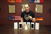 iPhone 6 Plus qua màn tra tấn cực kinh khủng