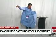 Bác sĩ chữa Ebola mặc những thiết bị bảo hộ gì?