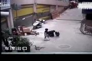 Trung Quốc: Bé gái thiệt mạng tức thì vì bố vứt pháo vào lỗ cống