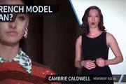 Nước Pháp ra quy định khắt khe về cân nặng tiêu chuẩn với người mẫu