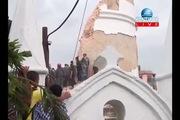 Nepal tan hoang sau động đất