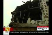 Phi cơ quân sự Indonesia lao xuống khu dân cư, 30 người chết