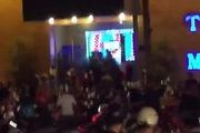 Hàng chục thanh niên chém loạn xạ trước quán bar lớn nhất Biên Hòa