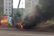 Kinh hoàng: Xe cẩu vướng dây điện, tài xế tử vong tại chỗ