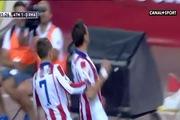 Mandzukic có bàn thắng sớm