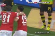 Vòng 4 Bundesliga: Mainz 05 2-0 Dortmund
