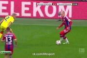 Vòng 12 Bundesliga 2014/2015: Bayern 4-0 Hoffenheim