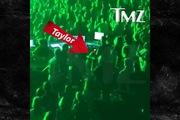 Taylor Swift nhảy nhót vui vẻ trong đêm hẹn hò Calvin Harris