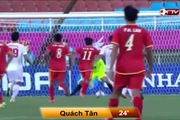 U23 Việt Nam 1-0 U23 Kyrgyzstan