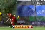 U23 Việt Nam 6-0 U23 Brunei