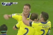 Premier League 14/15: Everton 3-6 Chelsea