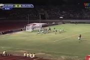 U19 HAGL 2-1 U21 Malaysia: Bàn thắng mở tỷ số của Hồng Duy