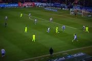Sao Atletico Madrid gây sốc với hành động ném giày vào trọng tài