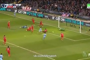 Premier League 2014/15: Manchester City 2 - 0 Leicester City