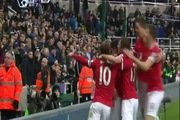 Premier League 2014/15: Newcastle United 0 - 1 Manchester United