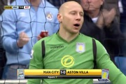 Premier League 2014/15: Man City 3-2 Aston Villa