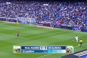 La Liga 2014/15: Real Madrid 3 - 0 Almeria