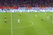 Ronaldinho ăn vạ thô thiển trong trận Morelia - Queretaro