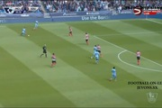 PL 2014/15: Man City 2-0 Southampton