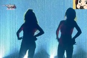 "Music Bank: ""Touch My Body"" - SISTAR"