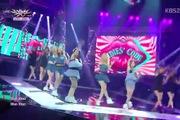 "Music Bank: ""Kiss Kiss"" - Ladies' Code"