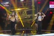 "Music Bank: ""Mamma Mia"" - KARA"