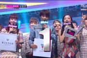 "Taemin giành cúp trên ""Music Core"" 30/8"