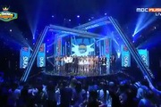 """Super Junior giành chiến thắng trên """"Show Champion"""" 17/9"""