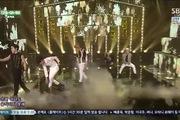 """Inkigayo: """"ChA-GA-WA"""" - F.CUZ"""