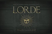 """Yellow Flicker Beat"" - Lorde"
