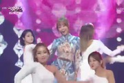 "Music Bank: ""25"" - Song Ji Eun"
