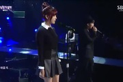 "Inkigayo: ""You End, And Me"" - Raina ft. Kanto"