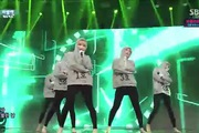 "Inkigayo: ""BABOMBA"" - BADKIZ"