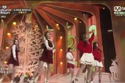 "M! Countdown: ""Candy Jelly Love"" (Remix) - Lovelyz"