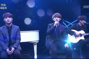"KBS Music Festival: ""Don't Be Sad"" (Shin Hae Chul) - Baekhyun, D.O, Lay, Chanyeol (EXO)"