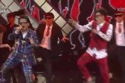 "KBS Music Festival: ""Thriller"", ""What Does the Fox Say"", ""Saligo Daligo"" - Kim Jun Ho & Jang Dong Min"