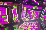 "Music Core: ""Touch My Body"" - SISTAR"