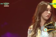 """Music Bank: """"I Am A Woman Too"""" - Minah (Girl's Day)"""