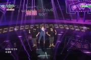 "Music Bank: ""Wifey"" - NS Yoon-G"