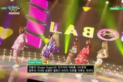 "Music Bank: ""Sugar Sugar"" - LABOUM"