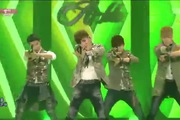 """Inkigayo: """"BBang Ya"""" - A-ble"""