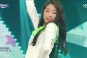 "Inkigayo: ""Hi~"" - Lovelyz"