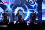 "Music Core: ""Baby Boy"" - HIGH4"