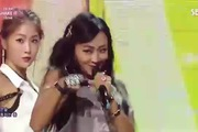 "Inkigayo: ""Shake It"" - SISTAR"