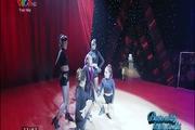 Bước nhảy hoàn vũ nhí: Phần thi của Thùy Dương trong đêm Bán kết