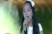 """Giọng hát Việt nhí: """"Lời ru cho con"""" - Linh Nhi"""